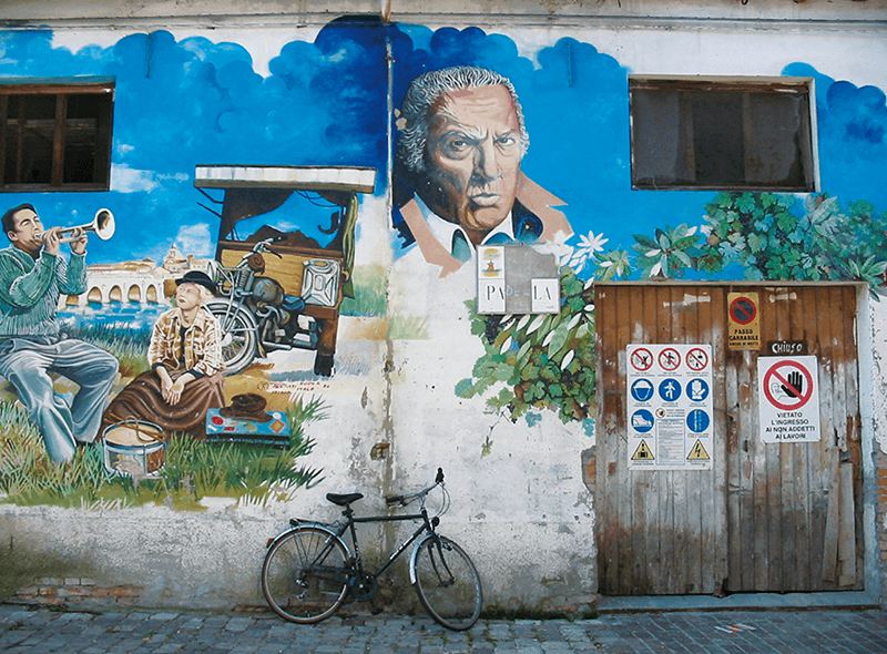 Fellini borgo san giuliano