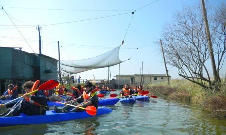 canoa-cervia