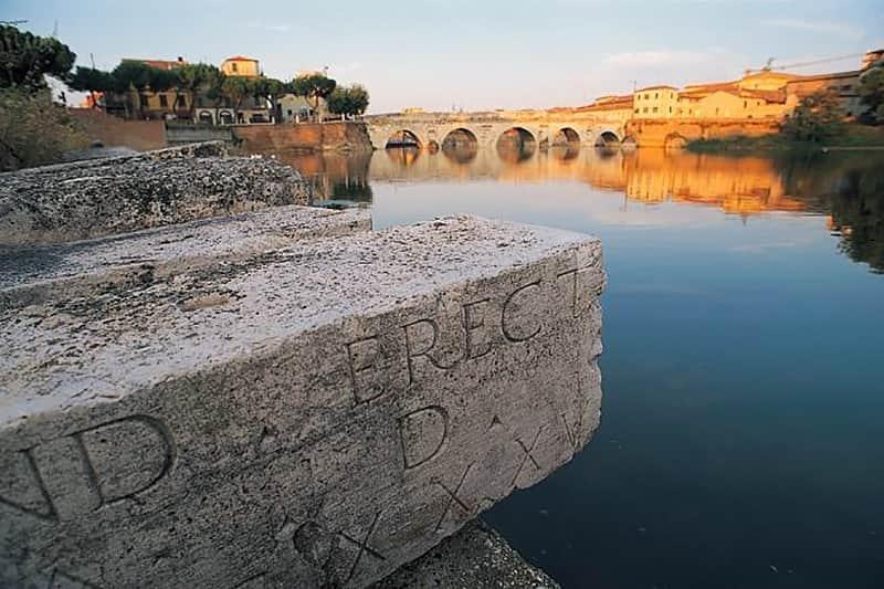 invaso ponte tiberio