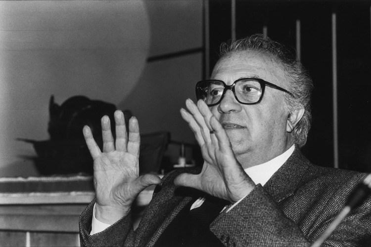 Rimini e Federico Fellini