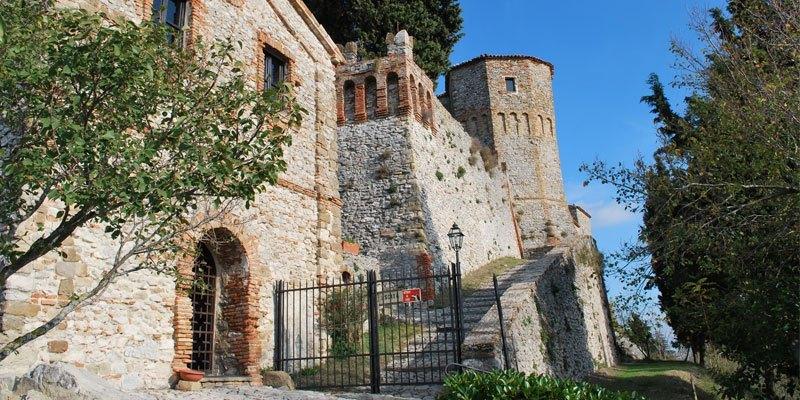 castello montebello azzurrina