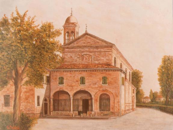 chiesa della colonnella rimini