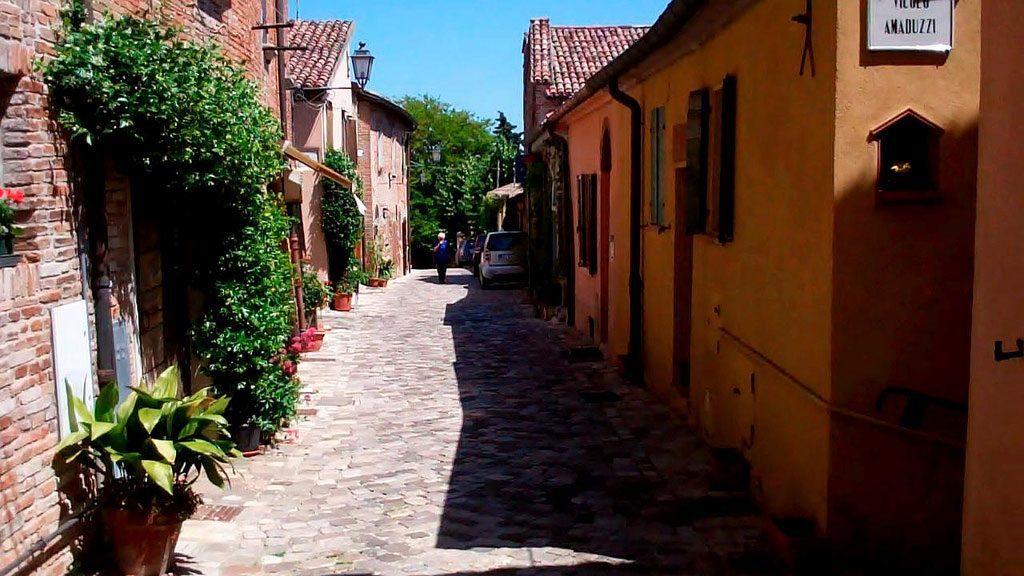 Santarcangelo di Romagna, città d'arte e tradizione