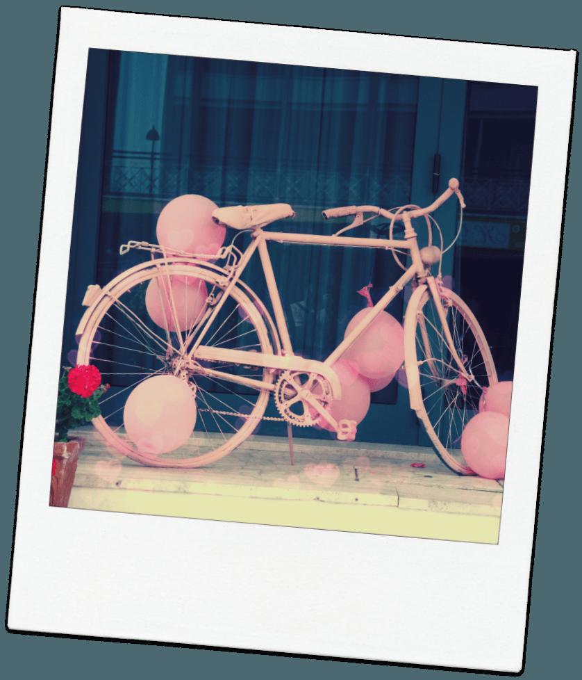 bici-rosa