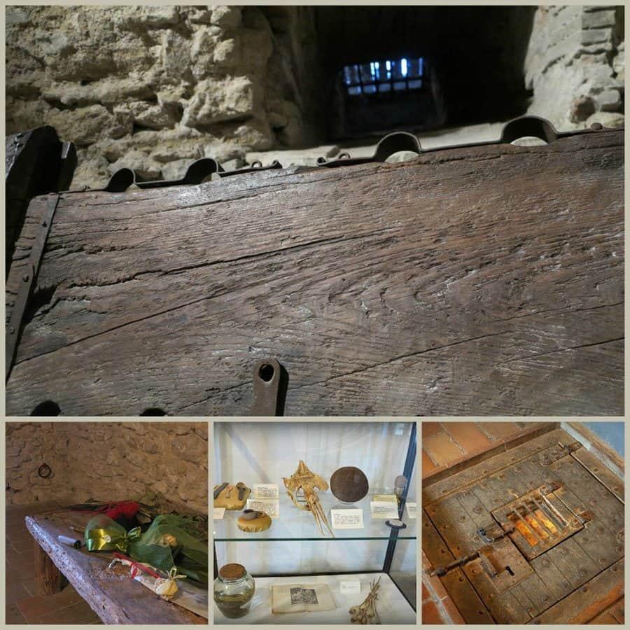 San Leo i resti di Cagliostro