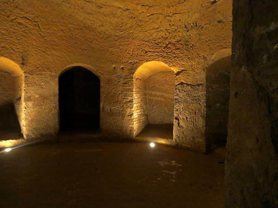 Grotte Tufacee a Santarcangelo di Romagna