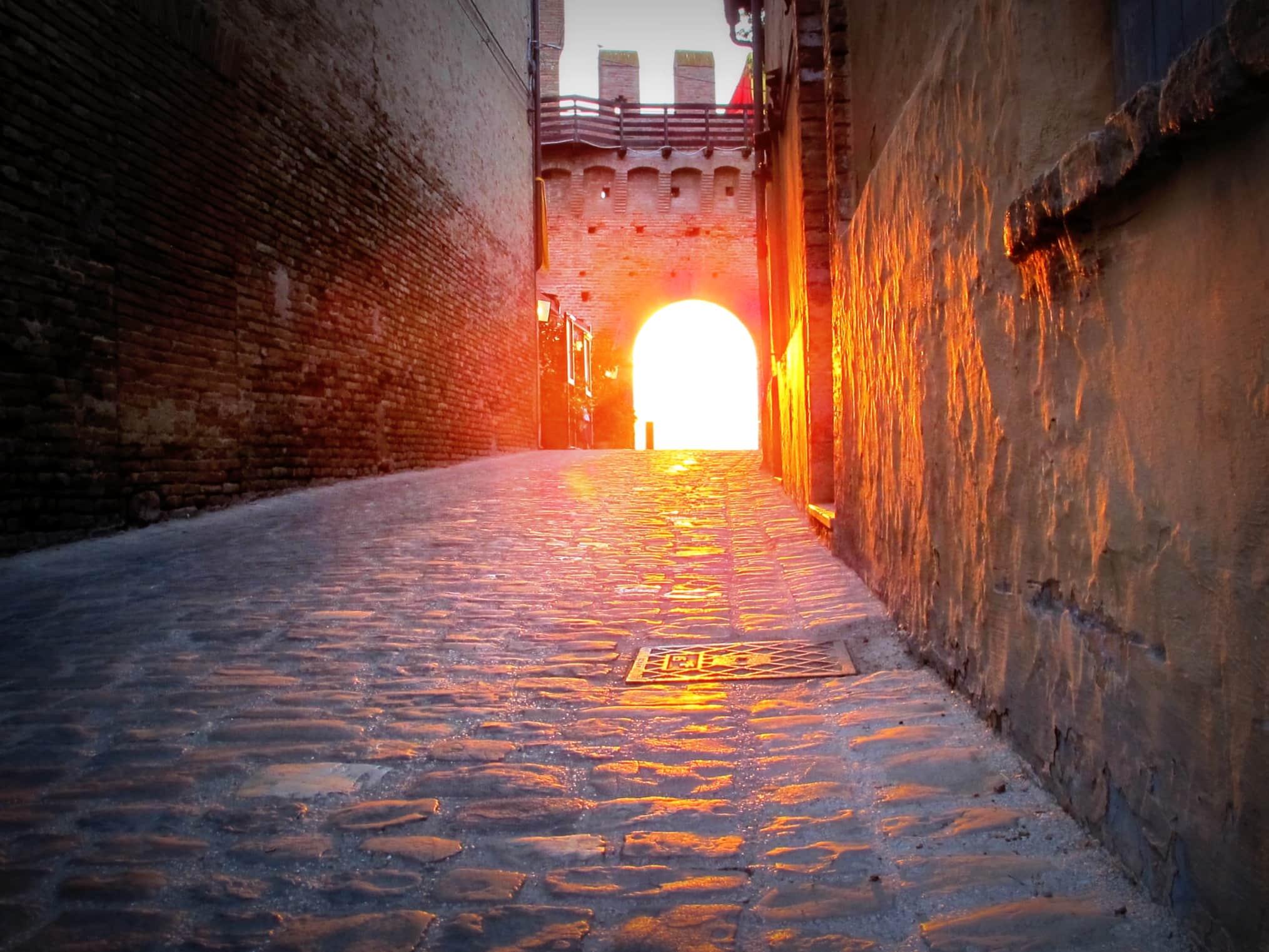 tramonto-gradara