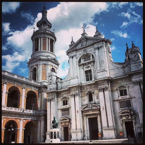 loreto chiesa