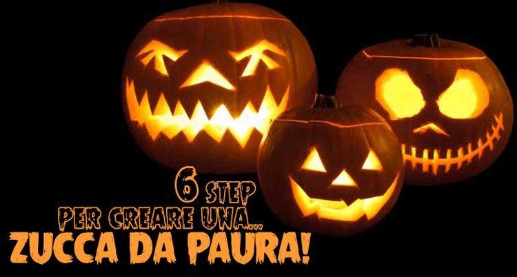 Creare una zucca di halloween da paura in 6 mosse for Foto zucche halloween