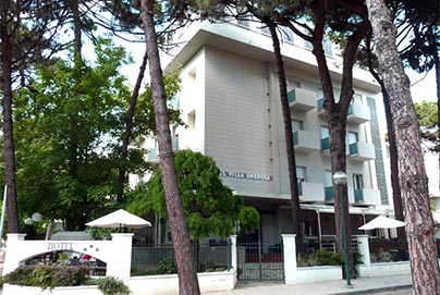 Hotel Ausonia Milano Marittima Recensioni