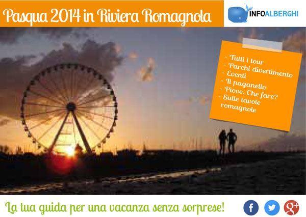Guida gratuita per la Pasqua in Riviera Romagnola