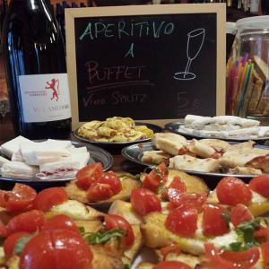 aperitivo in centro a Bellaria