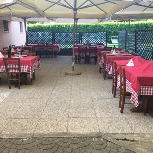 ristorante all'aria aperta di Cesenatico