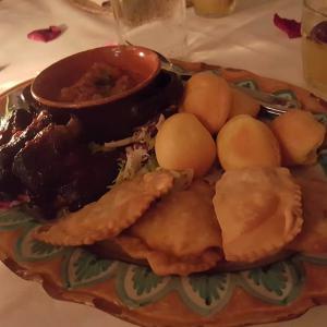 cibo latinoamericano e empanadas a Milano Marittima