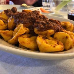 capelletti romagnoli fatti in casa a Milano Marittima
