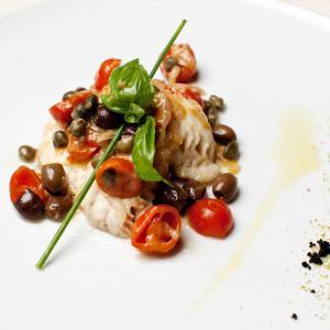 cucina di pesce a Milano Marittima, Al Caminetto