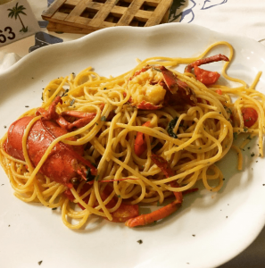 piatti di pesce a Milano Marittima