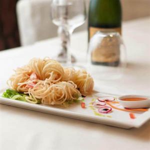 spaghetti senza glutine a Milano Marittima