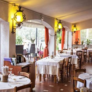 ristorante pizzeria nella pineta di pinarella