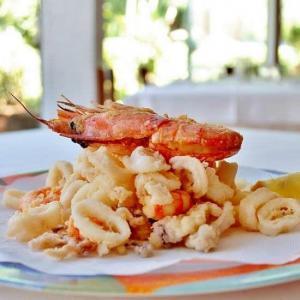 fritto misto a Pinarella di Cervia