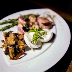 osteria con piatti gourmet a riccione