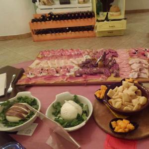 affettati e formaggi a Riccione