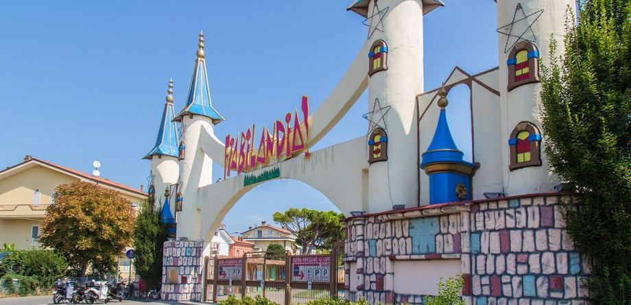 Fiabilandia: il parco tematico per bambini