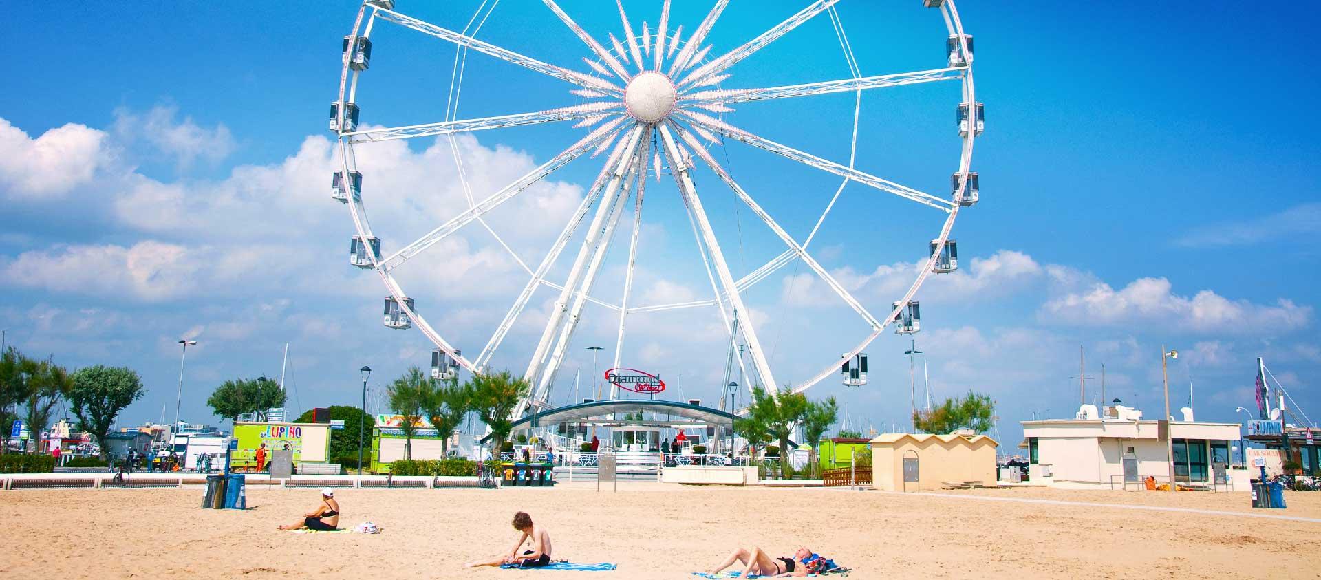 Spiaggia Marina Centro Rimini