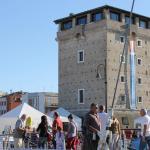Torre di San Michele nella festa Sapore di Sale