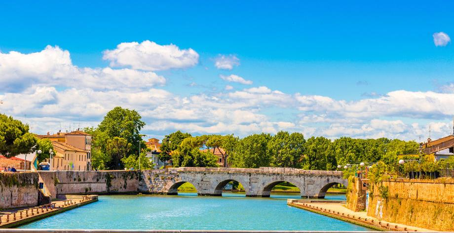 Ponte di Tiberio di Rimini