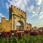monumento romano a Rimini