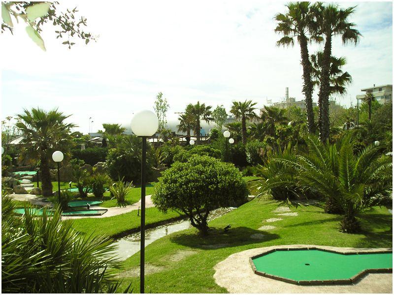 Minigolf Rivergreen di Rimini