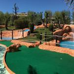 mini golf di Riccione