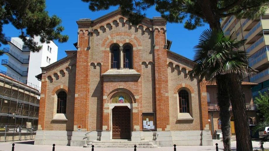 Chiesa Mater Admirabilis a Riccione