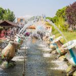 Cannoni d'acqua a Fiabilandia