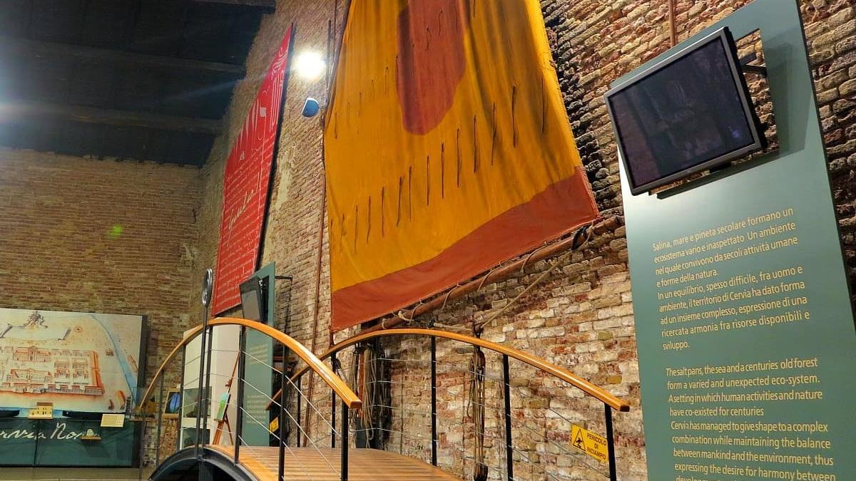 MUSA: il Museo del Sale di Cervia